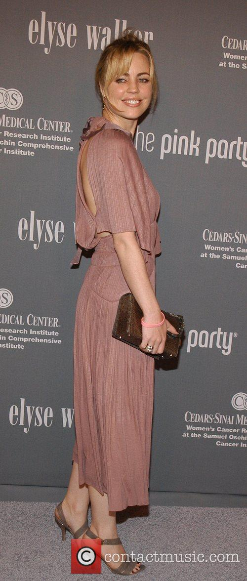 Melissa George 4th Annual Pink Party to Benefit...