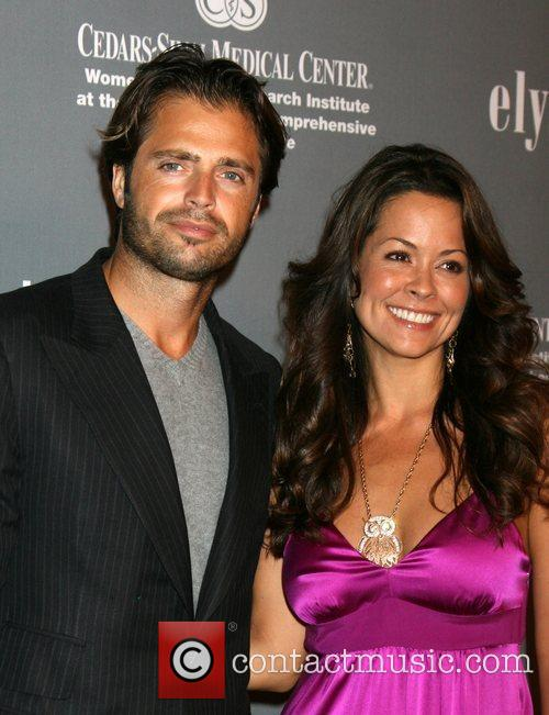 David Charvet, Brooke Burke 4th Annual Pink Party...