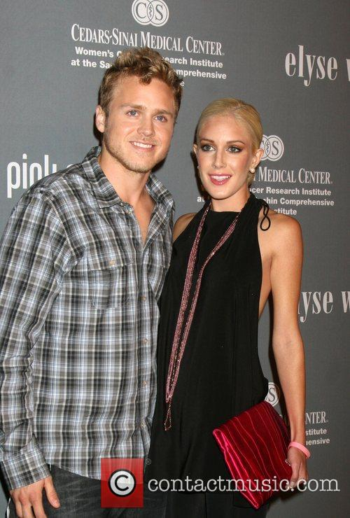 Spencer Pratt, Heidi Montag 4th Annual Pink Party...