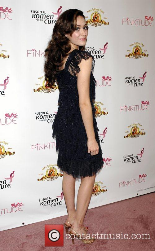 Emmy Rossum and The Cure 1