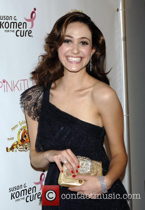 Emmy Rossum and The Cure 5