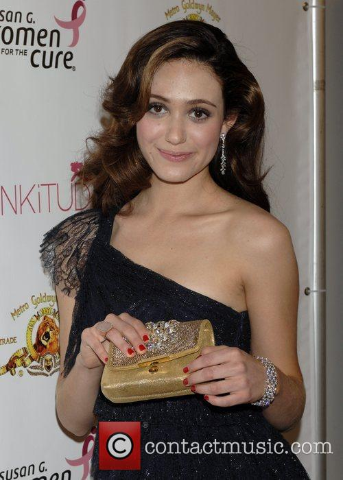 Emmy Rossum and The Cure 10