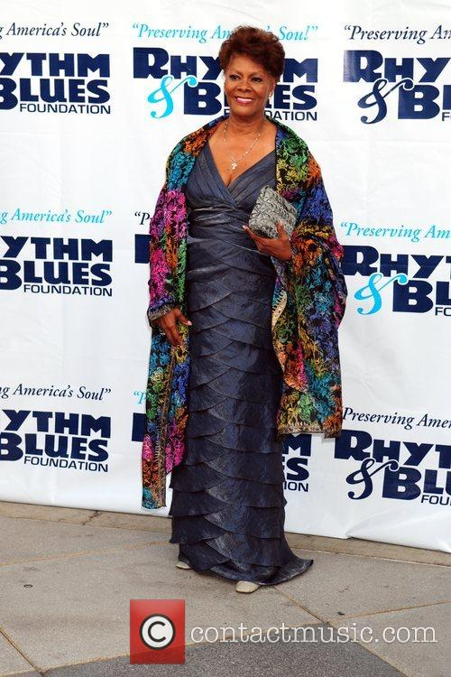 Dionne Warwick The Rhythm & Blues Foundation's 20th...