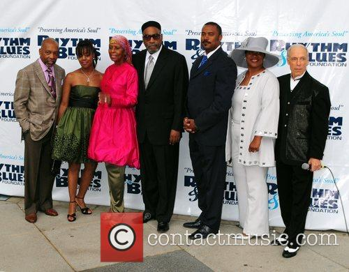 Leon Huff, Kenny Gamble, Jerry Blavet and Family...