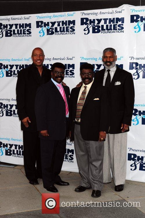 The Whispers The Rhythm & Blues Foundation's 20th...