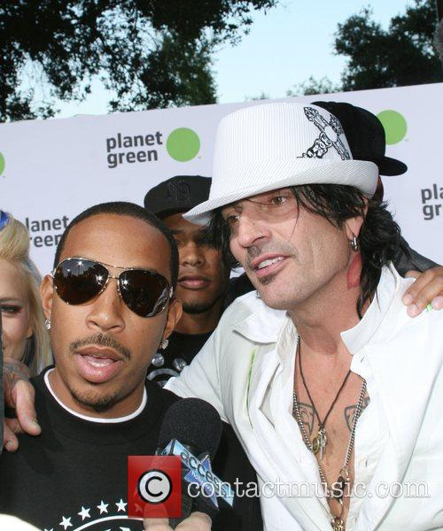 Ludacris and Tommy Lee 2
