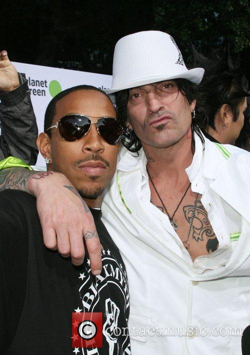 Ludacris and Tommy Lee 11
