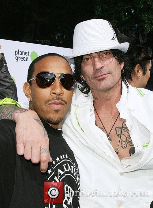 Ludacris and Tommy Lee 6