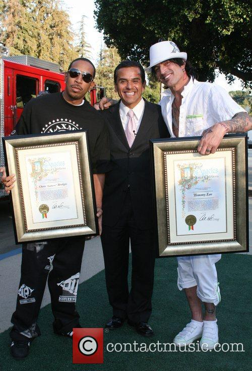 Ludacris and Tommy Lee 3