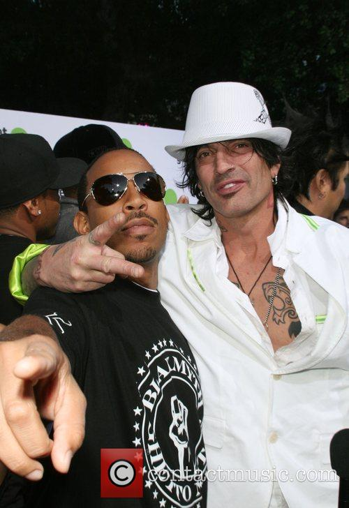 Ludacris and Tommy Lee 1