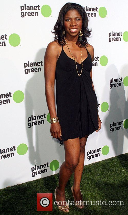 Nicki Micheaux The Premiere of Discovery Communication's 'Planet...