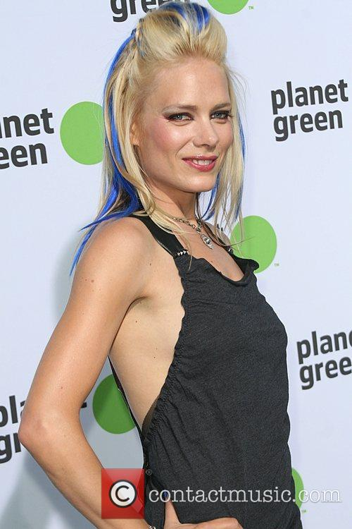 Nina Bergman The Premiere of Discovery Communication's 'Planet...