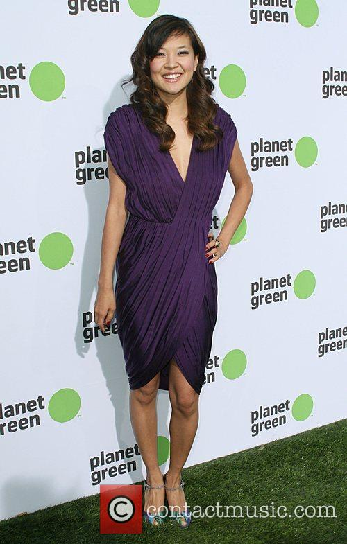 SuChin Pak The Premiere of Discovery Communication's 'Planet...