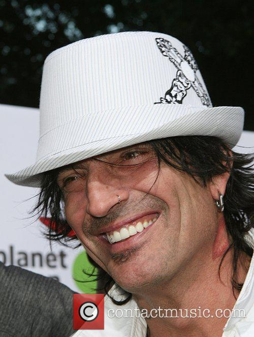 Tommy Lee The Premiere of Discovery Communication's 'Planet...