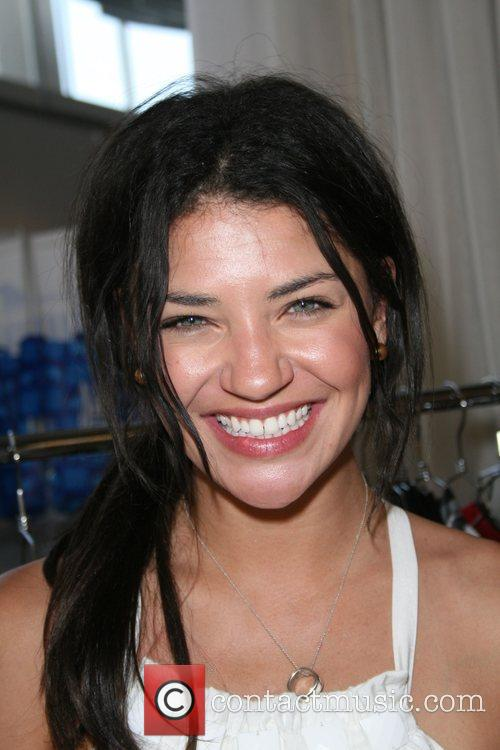 Jessica Szohr and Mtv 11
