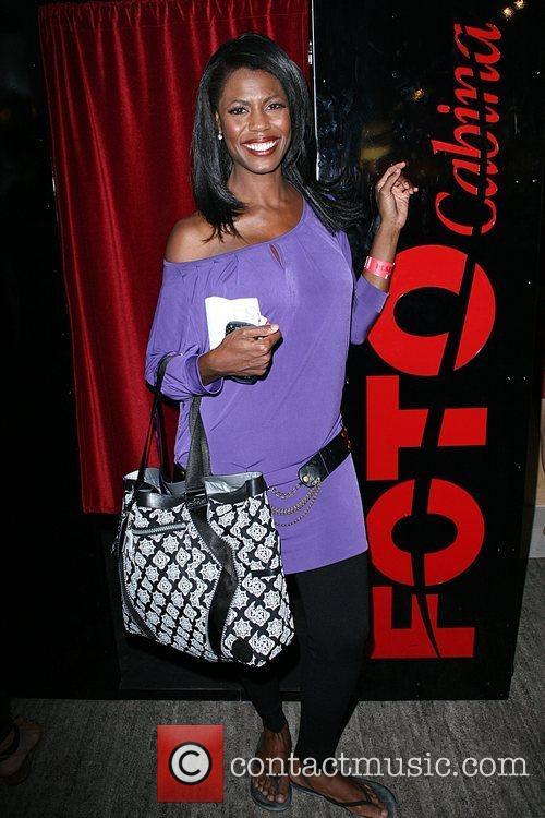 Omarosa Melanie Segal's 4th annual Platinum Gifting Lounge...