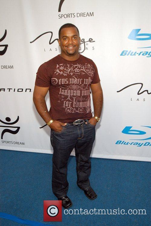Alfonso Ribeiro Playboy and Blu-ray Pre-ESPY Party held...