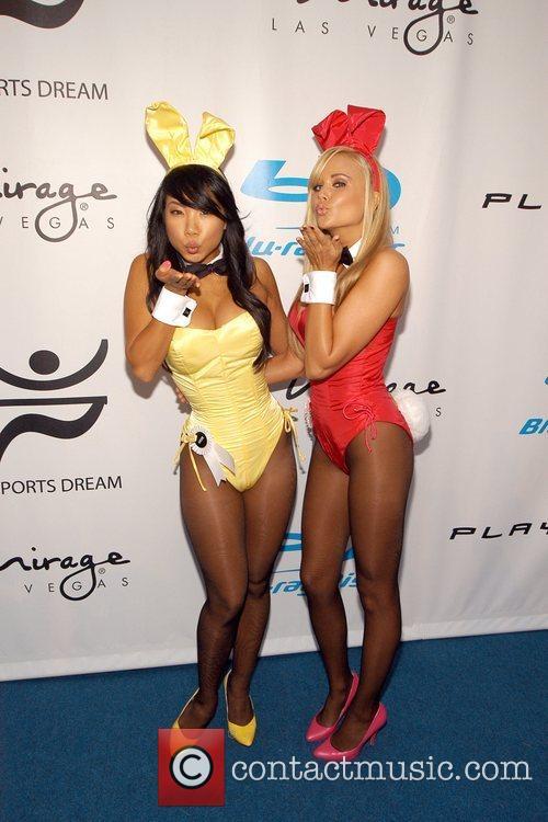 Hiromi Oshima and Playboy