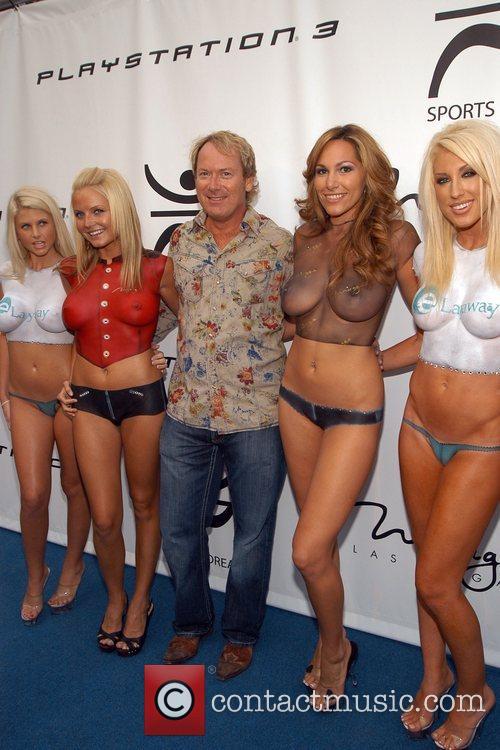 Models, Playboy, Playboy Mansion