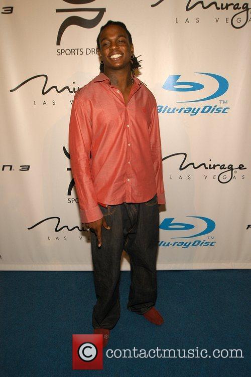 Reggie Williams Playboy and Blu-ray Pre-ESPY Party held...