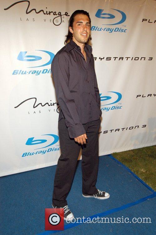 Sasha Vujacic Playboy and Blu-ray Pre-ESPY Party held...