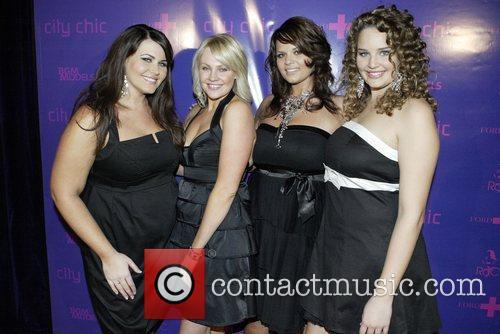 Courtney Maxwell, Natalie Wakeling, Veronika Cvak and Blaise...
