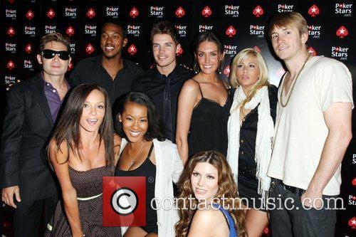 Poker Stars and Movie Stars Shine At The...