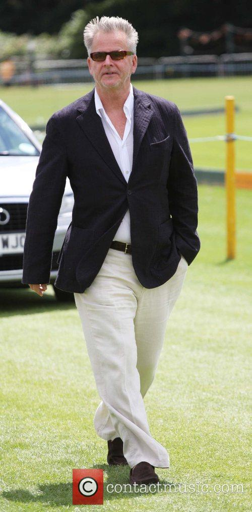 Trevor Eve The Veuve Clicquot Gold Cup -...