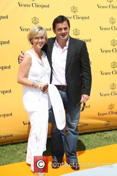 Will Carling The Veuve Clicquot Gold Cup -...