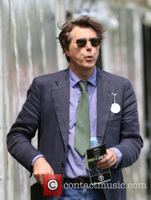 Bryan Ferry Semi-Pro celebrity Polo in aid of...