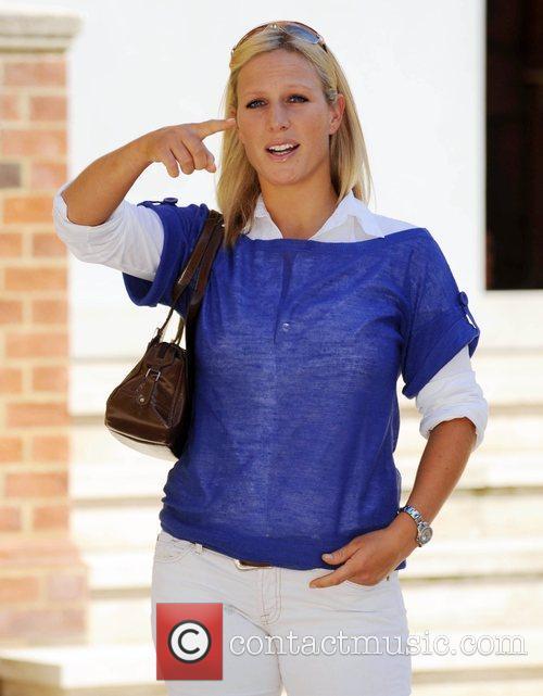 Zara Phillips 6