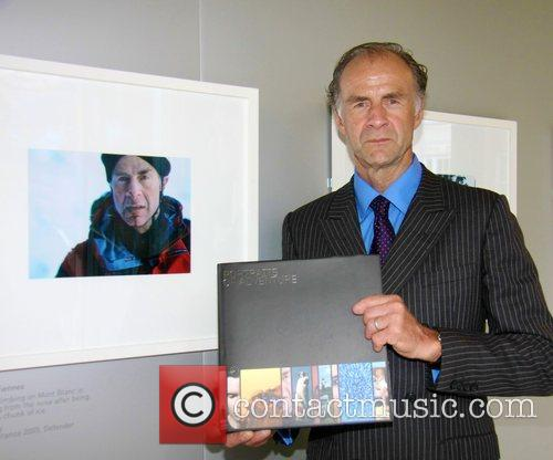 'Portraits of Adventure' photo exhibition held at the...