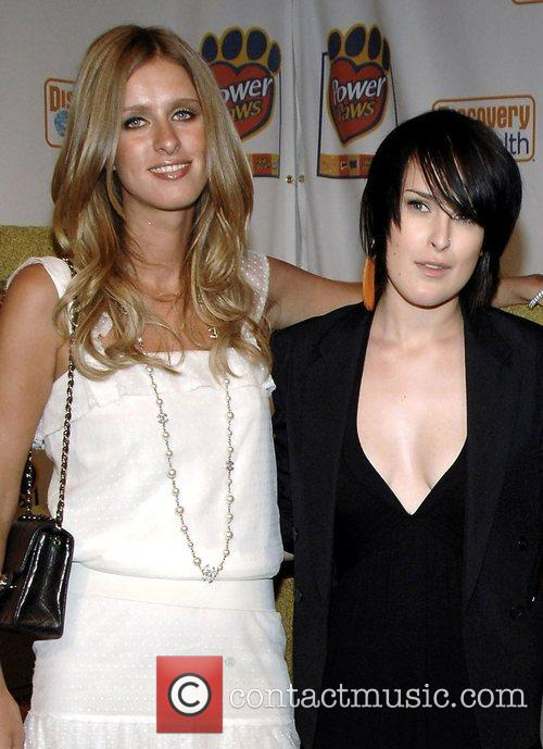 Nicky Hilton and Rumer Willis The Power of...