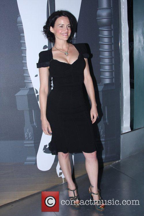 Carla Gugino Prada presents a screening of 'Fallen...