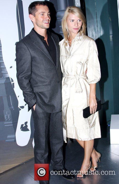 Hugh Dempsey and Clare Danes Prada presents a...