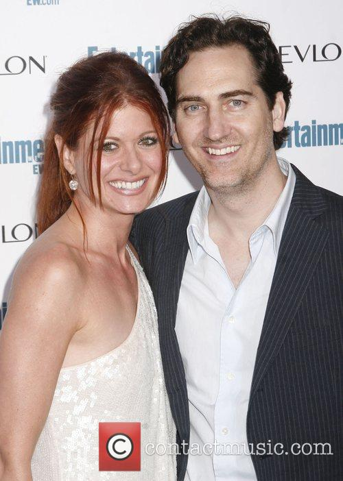Debra Messing and Daniel Zelman 3