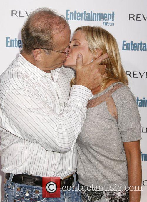 Kelsey Grammer and Camille Donatacci 1