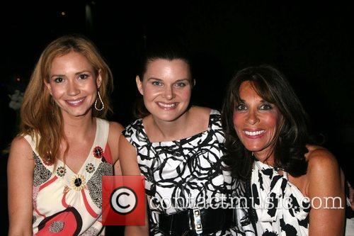 Ashley Jones, Heather Tom, Kate Linder