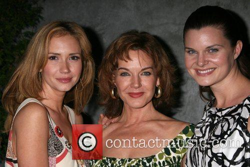 Ashley Jones, Robin Riker and Heather Tom 2