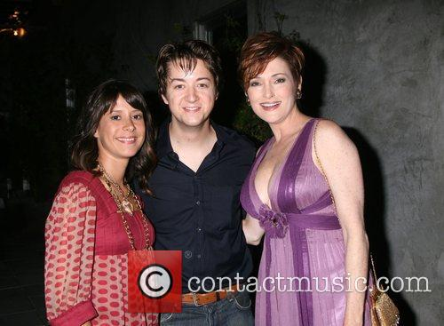Kimberly McCullough, Bradford Anderson and Carolyn Hennesy Heather...