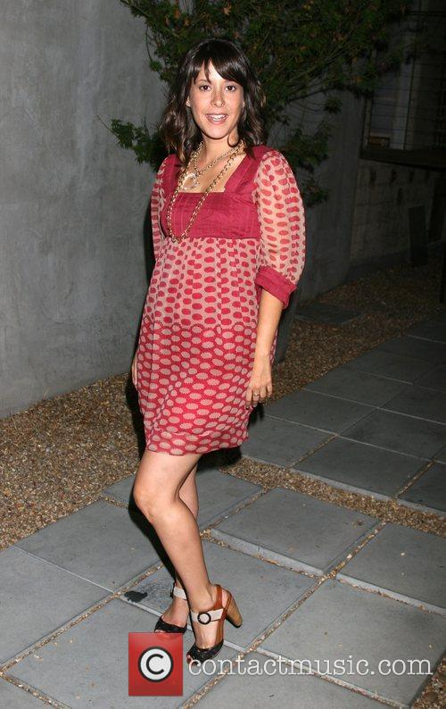 Kimberly McCullough Heather Tom presents her annual Daytime...