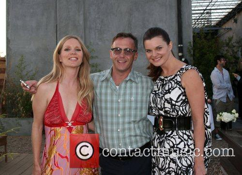 Lauralee Bell, David Eigenberg and Heather Tom 6