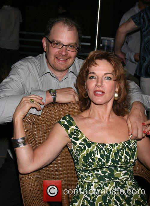Robin Riker and Evan A. Nesbitt Heather Tom...