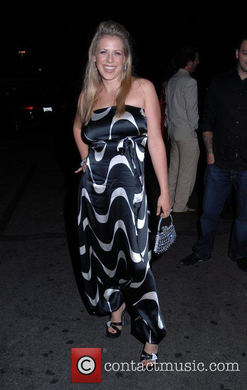 Jodie Sweetin Emmy nominated actress Mary-Louise Parker hosts...