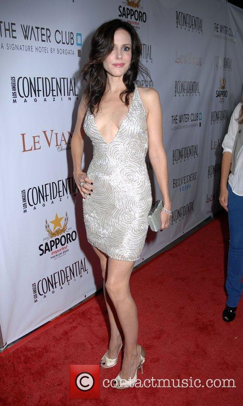 Mary-Louise Parker Emmy nominated actress Mary-Louise Parker hosts...