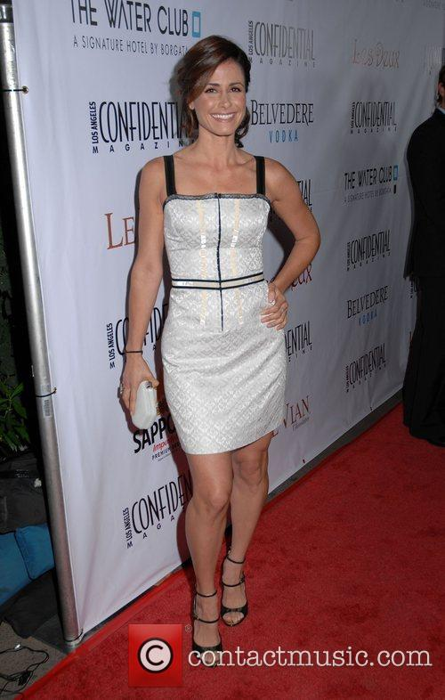 Emmy nominated actress Mary-Louise Parker hosts LA Confidential...