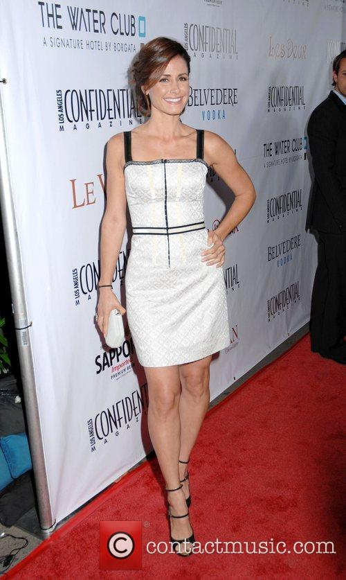 Valerie Cruz Emmy nominated actress Mary-Louise Parker hosts...