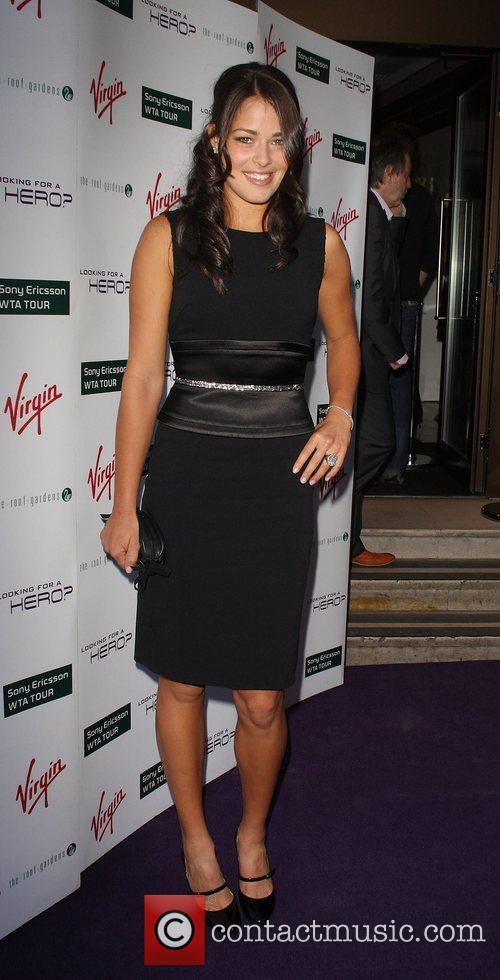 Sony Ericsson WTA tour pre-Wimbledon party held at...