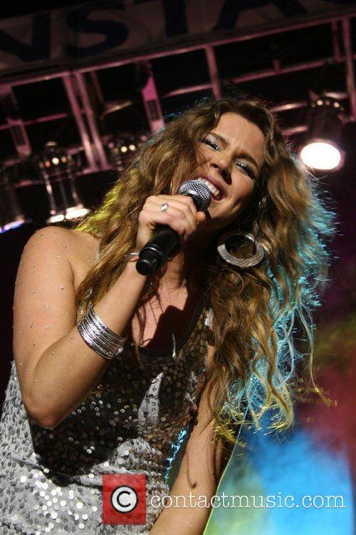 Joss Stone performing live at LA Pride 2008...