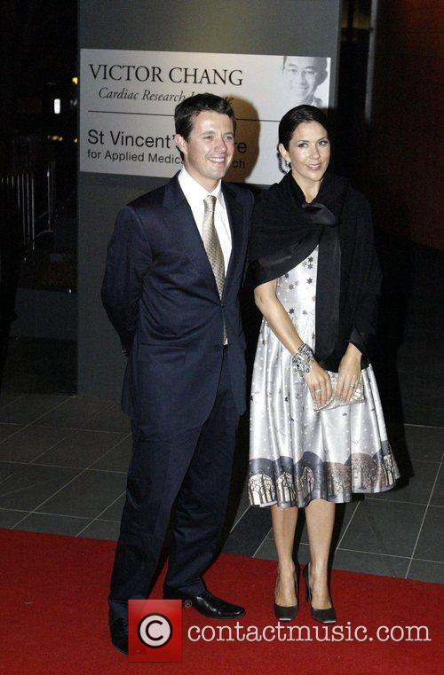 Crown Princess Mary Of Denmark 1